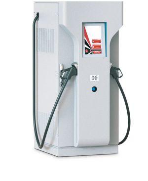 Nabíjecí stanice Siemens 150 kW