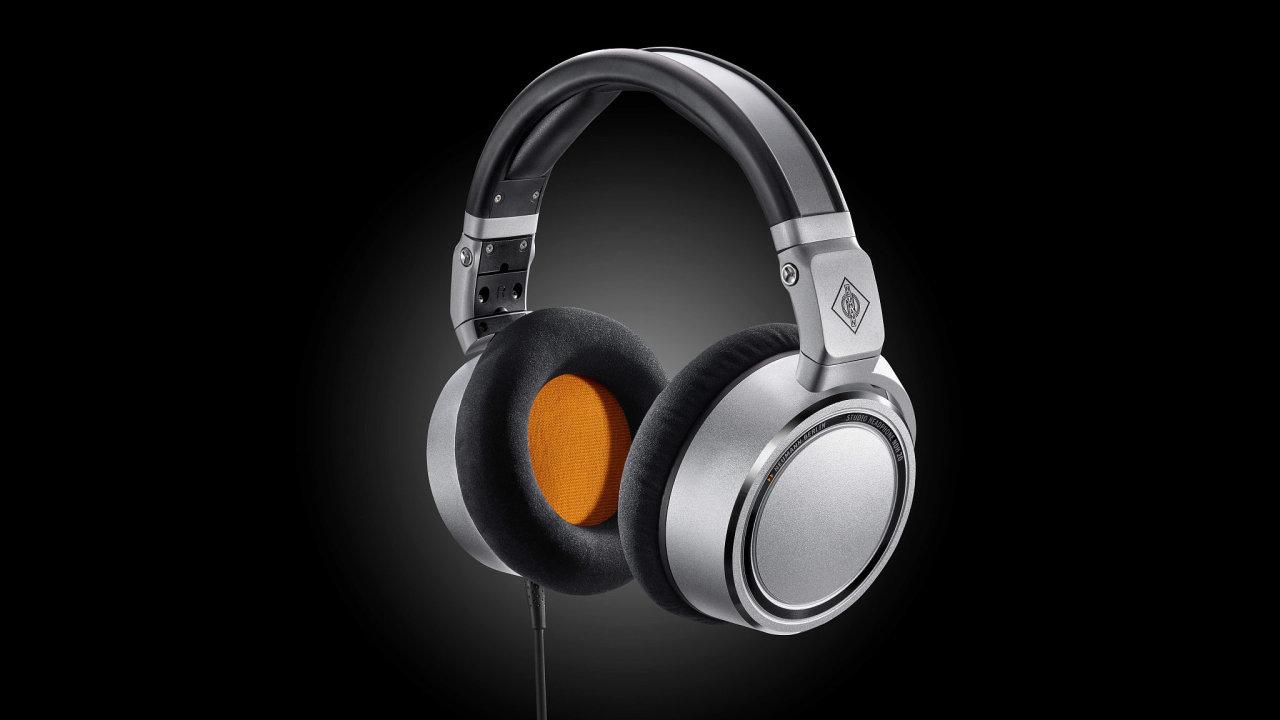 Studiová sluchátka Neumann NDH-20 jsou nástroj pro fajnšmekry