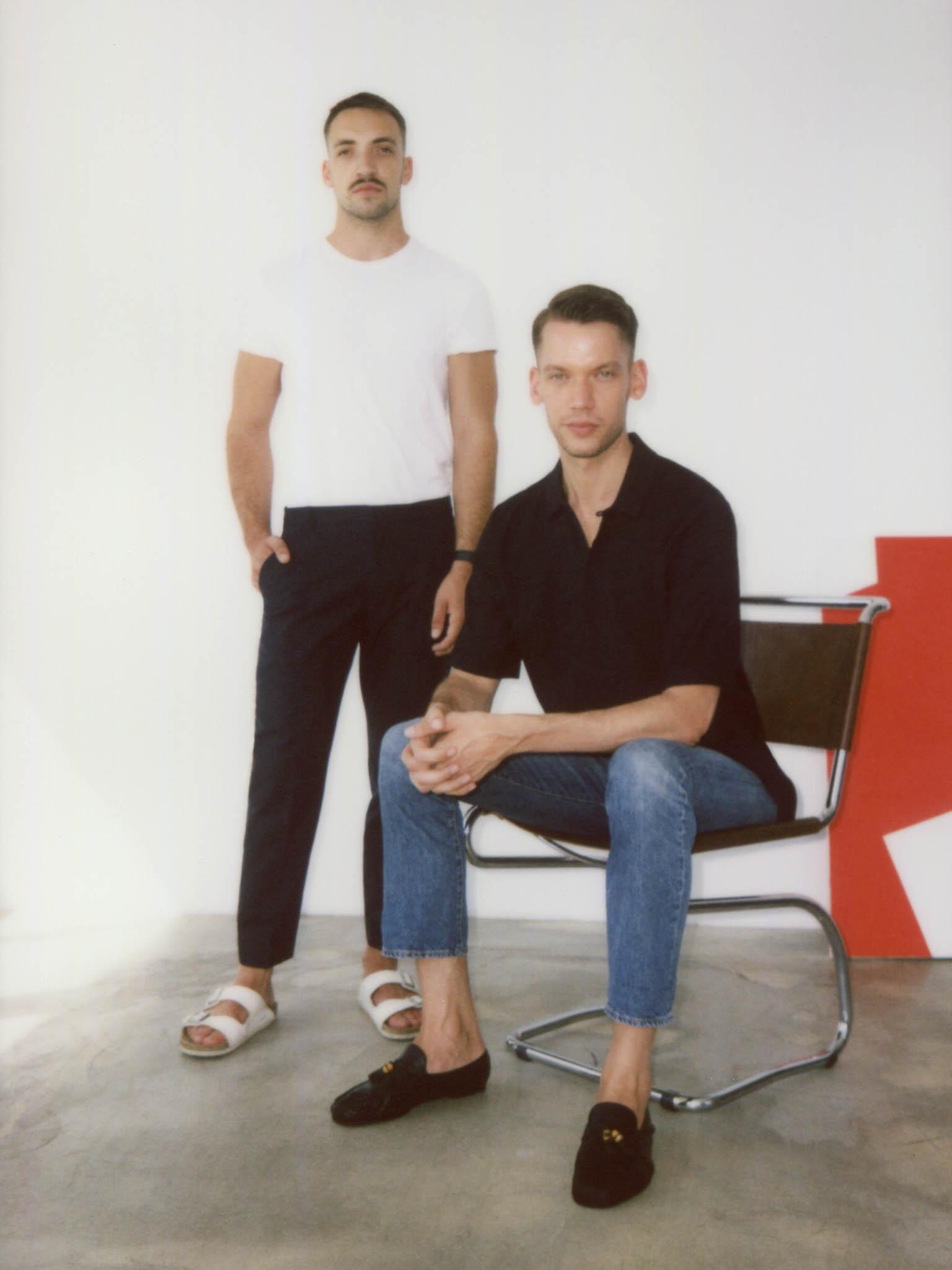 S nápadem posunout Jakubův koníček dál a vytvořit vlastní parfumérský dům přišel jehoživotní partner Tomáš Ric.