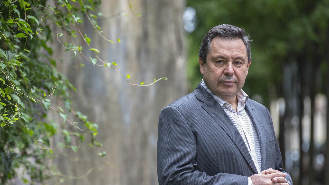 Evžen Korec (63): majitel, předseda představenstva agenerální ředitel Ekospolu