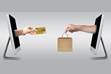 E-commerce, ilustrace