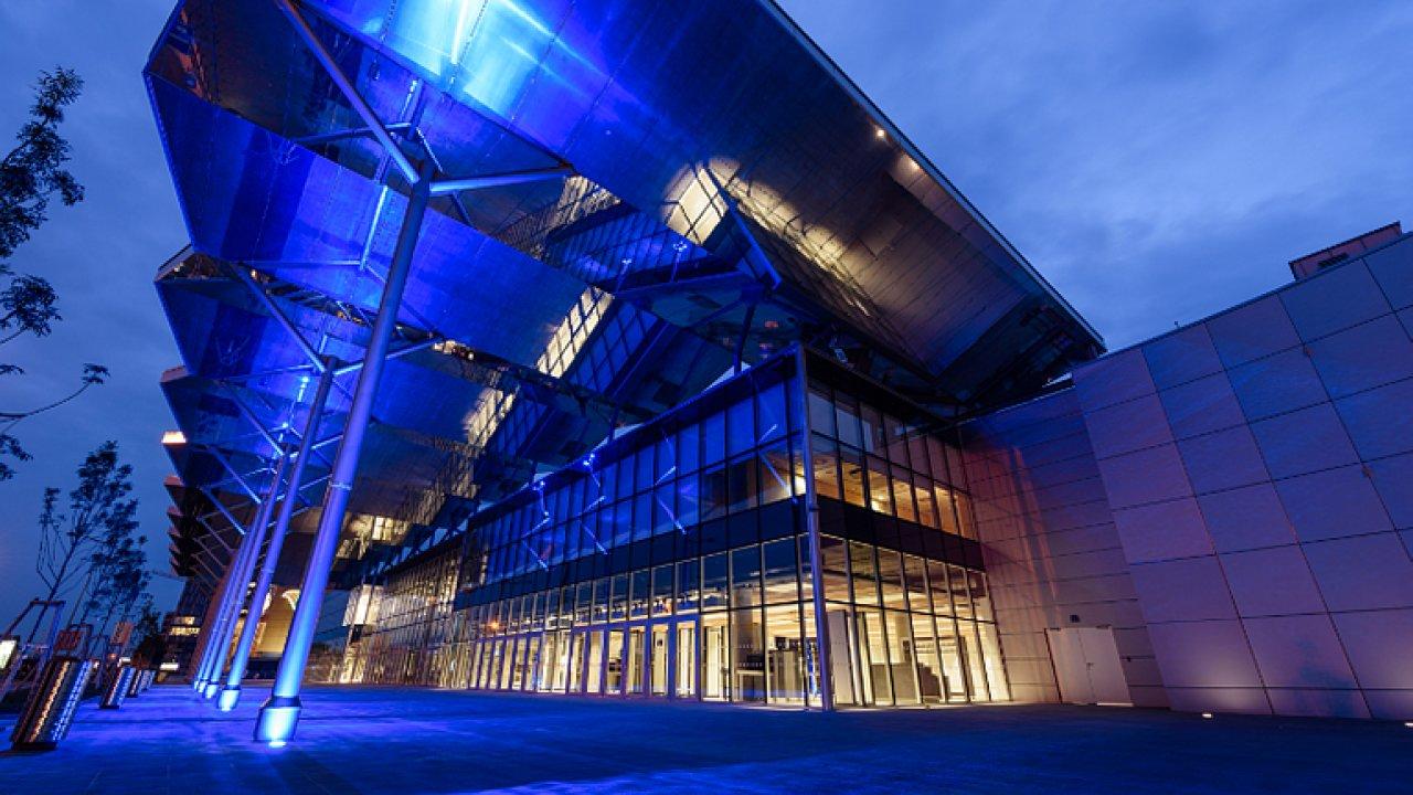 V Praze se otevírá mutlifunkční a kongresové centrum O2 universum.