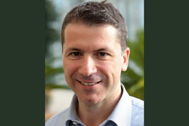 Alberto Spinelli, ředitel marketingu společnosti Lenovo pro oblast PC a chytrých zařízení v regionu EMEA