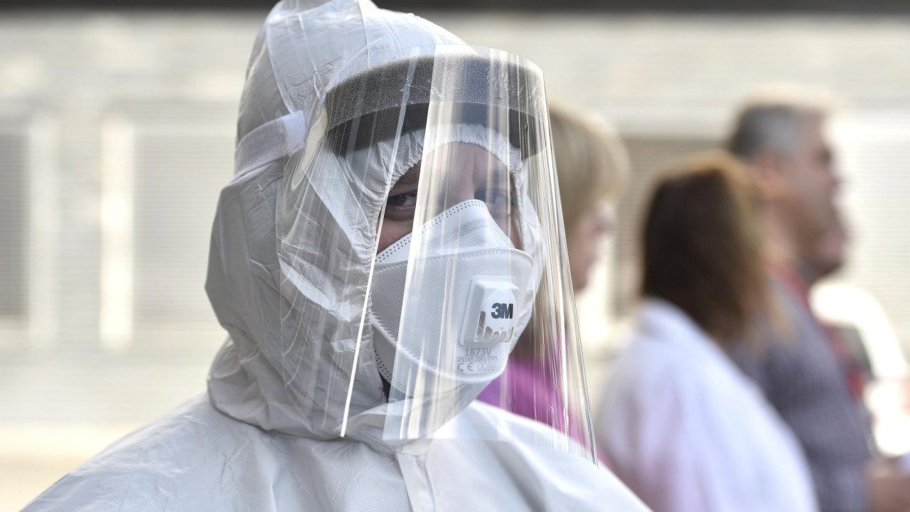 Česko hlásí už 41 případů koronaviru.
