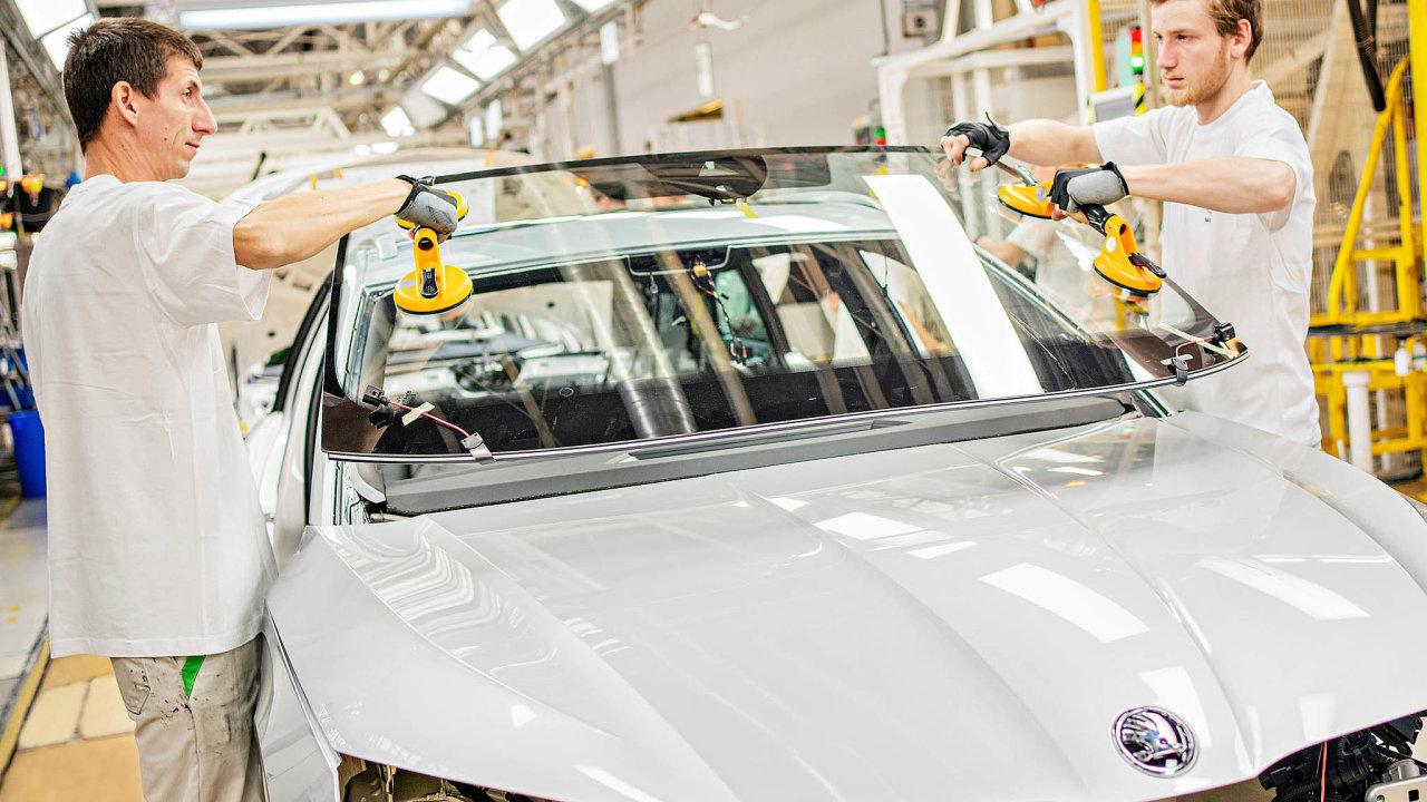Škoda Auto zaměstnává 34 tisíc lidí.