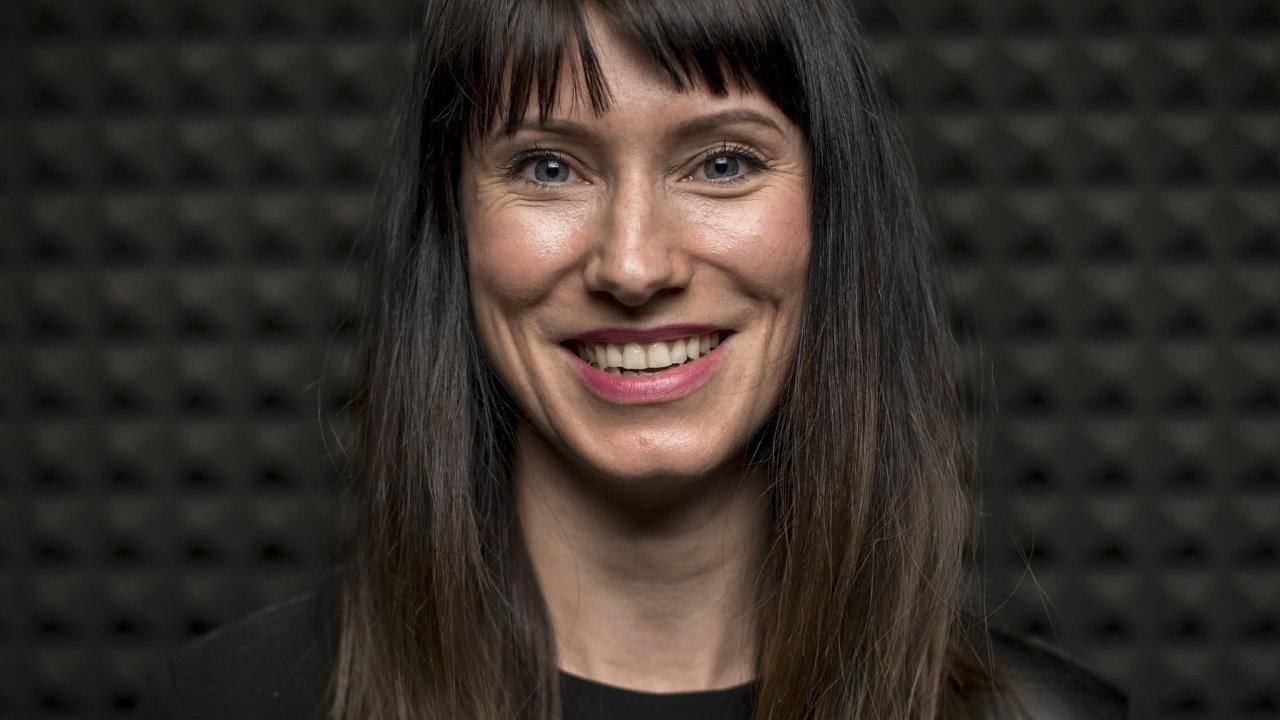 Lucie Koldová, designérka, design, podcast Poprvé, Praha, 25. 6. 2020
