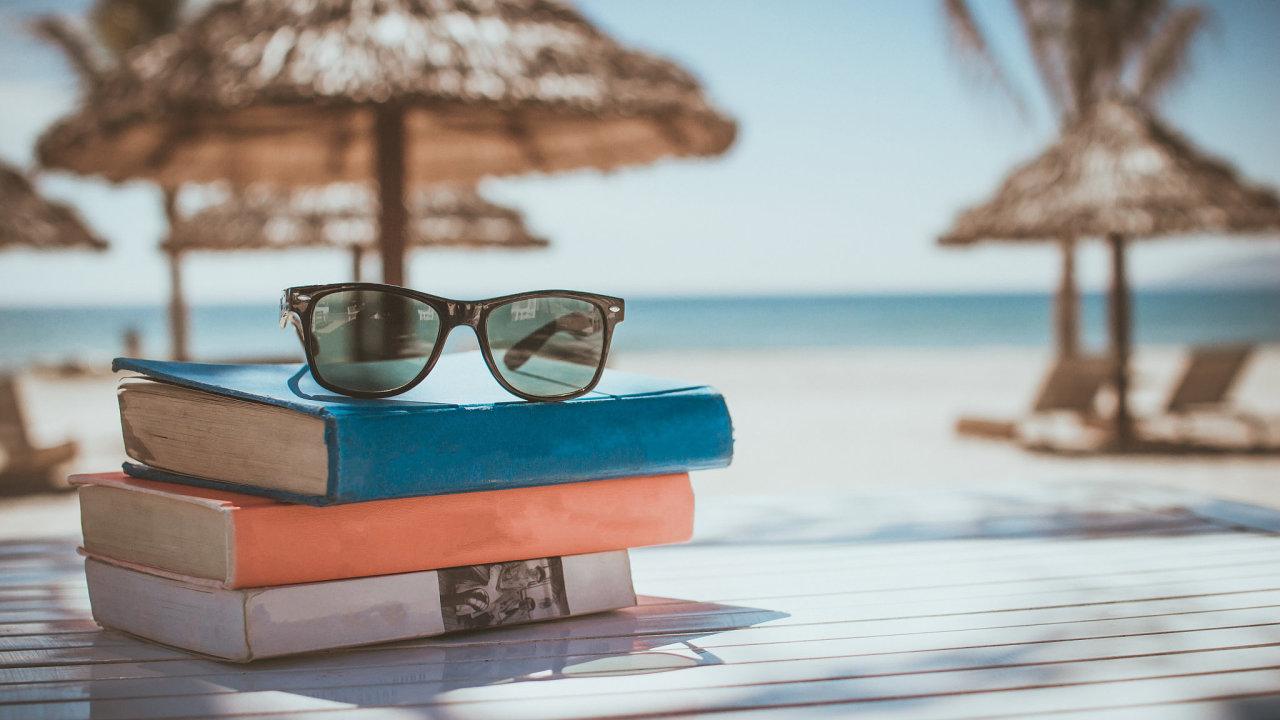 Pracovat se dá i z pláže...