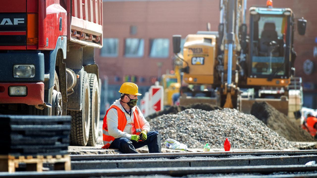 Dostálová a Mátl o státní podpoře pro opětovný rozjezd stavebnictví