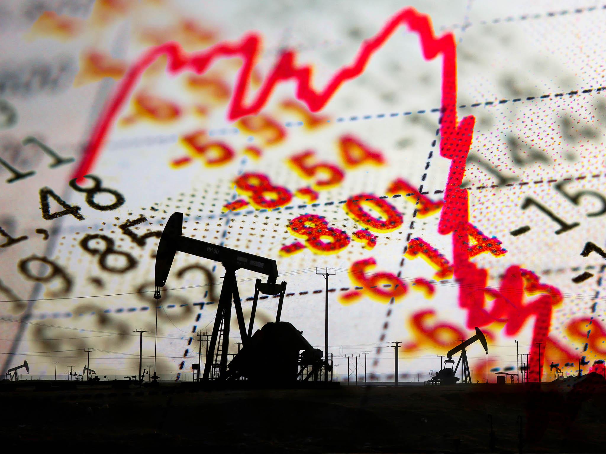 Zvolení Joea Bidena zaamerického prezidenta ioznámení ovývoji účinné vakcíny proti koronaviru měly okamžitý efekt navývoj naakciových trzích aodrazily seivestoupajících cenách ropy.