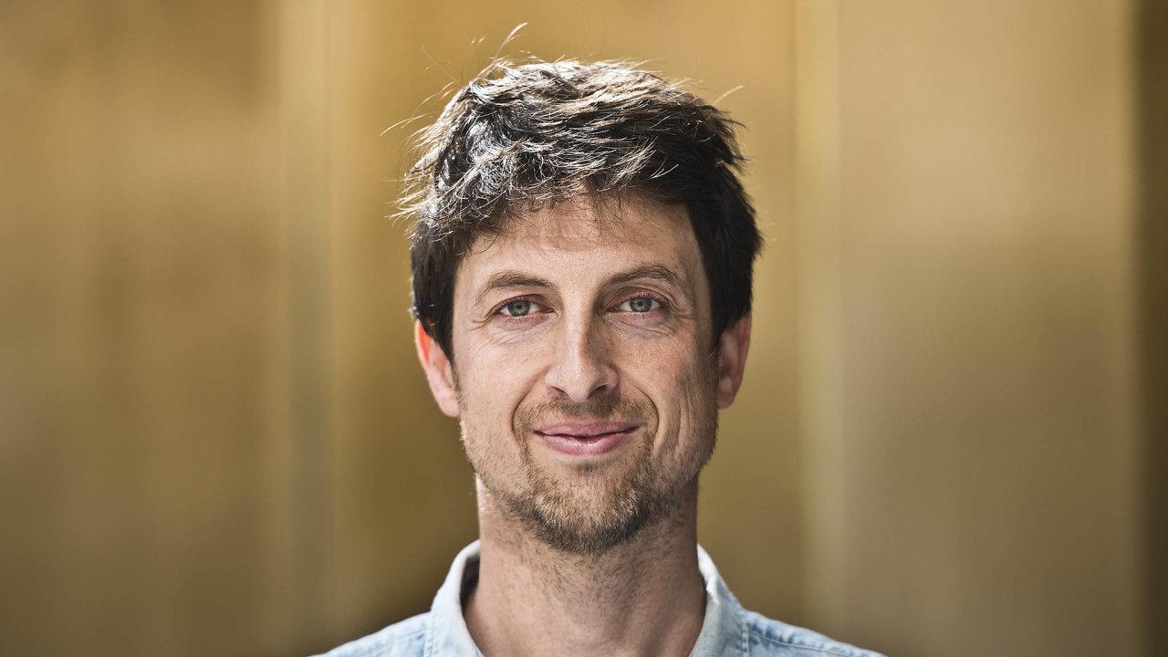 Průkopník nového oboru. Vyučování herního designu na FAMU je novinkou českého uměleckého školství a Jaroslav Švelch má zajistit, aby bylo moderní a odpovídalo požadavkům praxe.