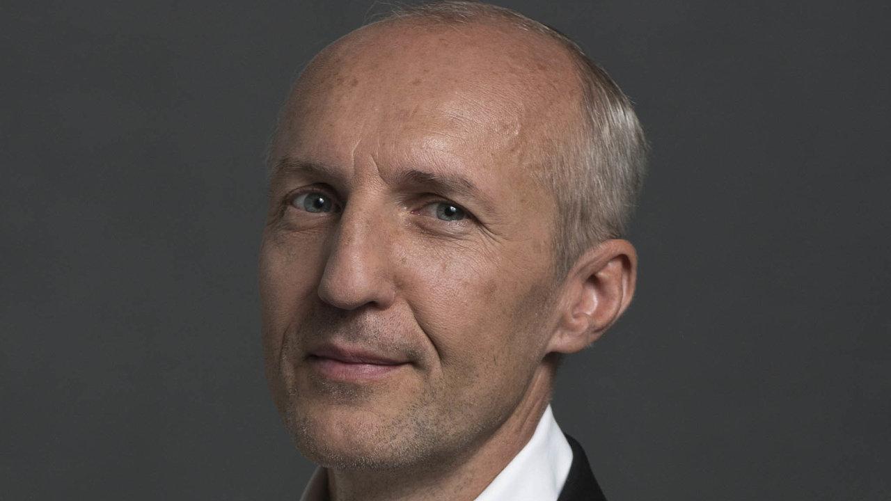 Michal Votruba, ředitel fondu RSJ Gradus