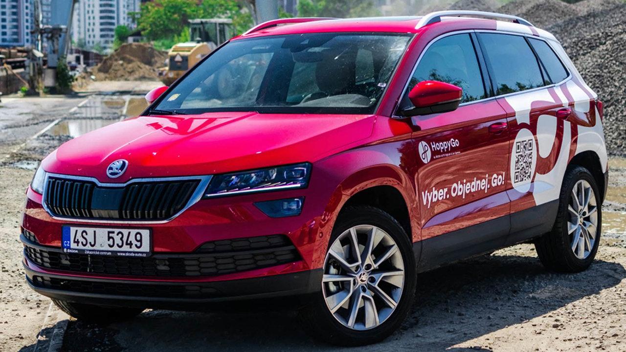V koronavirovém roce 2020 dosáhla firma HoppyGo obratu 41 milionů korun, v souhrnu si od ní lidé vypůjčili auta na více než 38 tisíc dní.