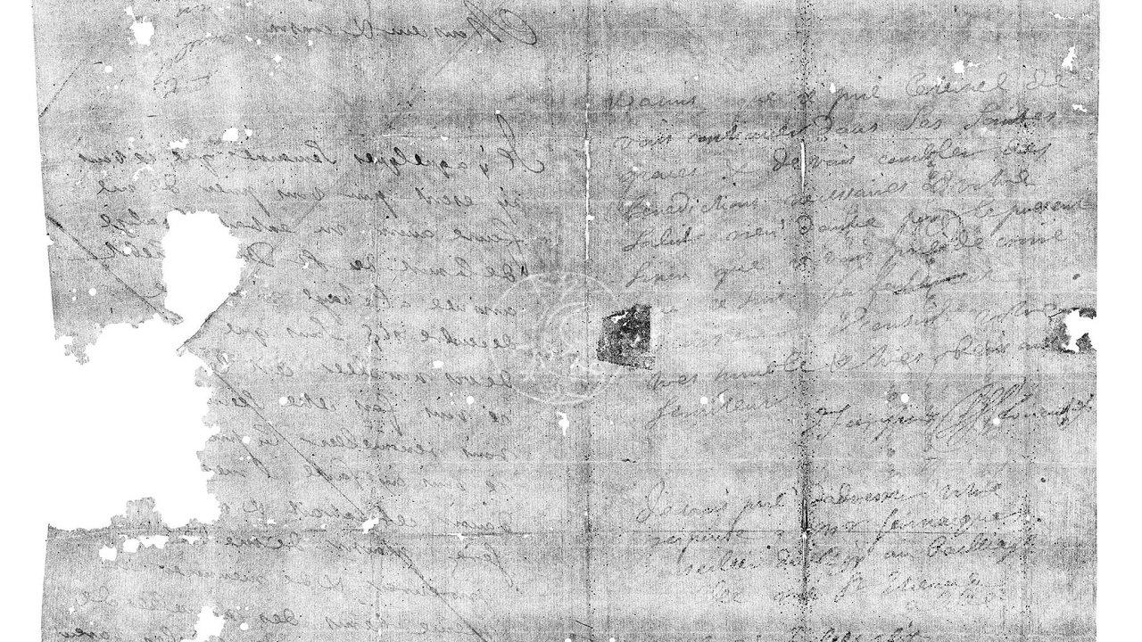 Až do18. století neexistovaly obálky jako dnes. Odesilatelé proto své listy složitě přehýbali, podobně jako když se skládá papírový parník. Pokud by je někdo cizí otevřel, adresát by to poznal.