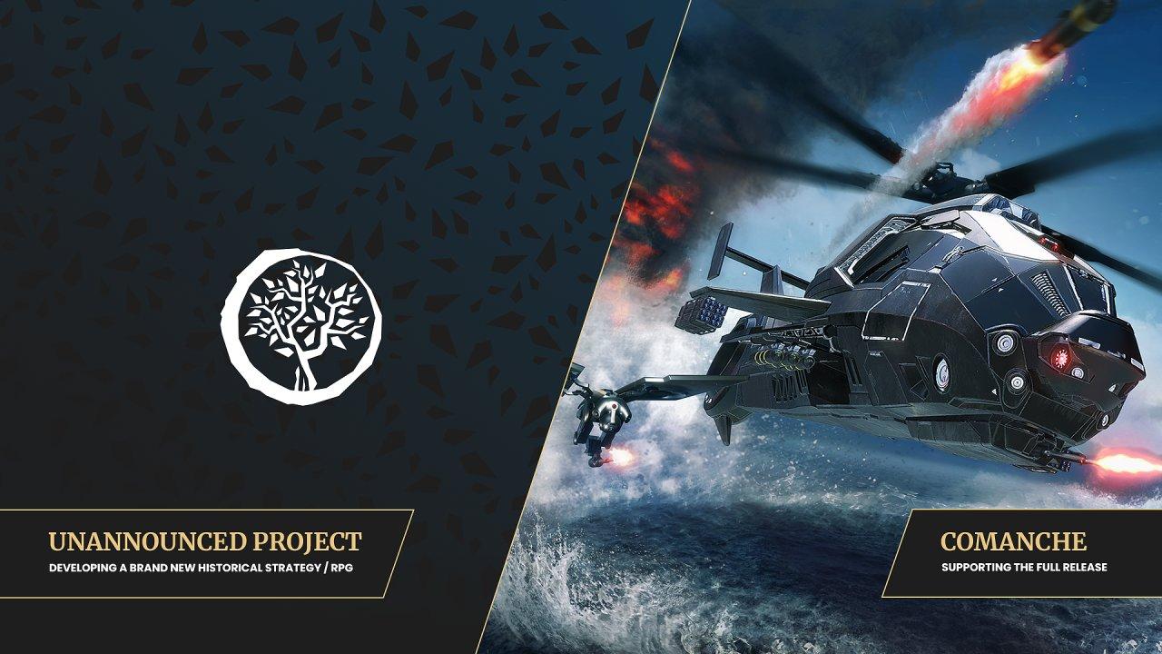 Brněnské herní studio Ashborne Games momentálně dokončuje projekt Commanche, díky němuž se hráč může proměnit v pilota moderního bojového vrtulníku.