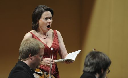 Rakouská sopranistka Anna Maria Pammerová