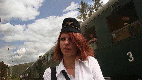 Nostalgická jízda parním vlakem