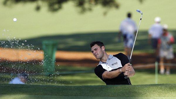 Na golfové Czech Masters přijede bývalá světová jednička Martin Kaymer.
