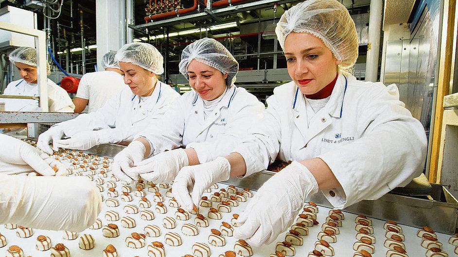 Lindt & Sprüngli do produktů a výroby v posledních dvaceti letech investovala více než dvě miliardy švýcarských franků.