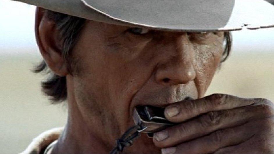Charles Bronson v kultovním westernu Tenkrát na Západě