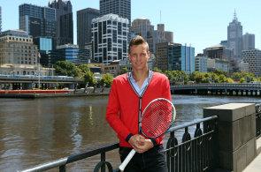 Z Berdycha bude návrhář tenisového oblečení. Naverbovala ho značka H&M