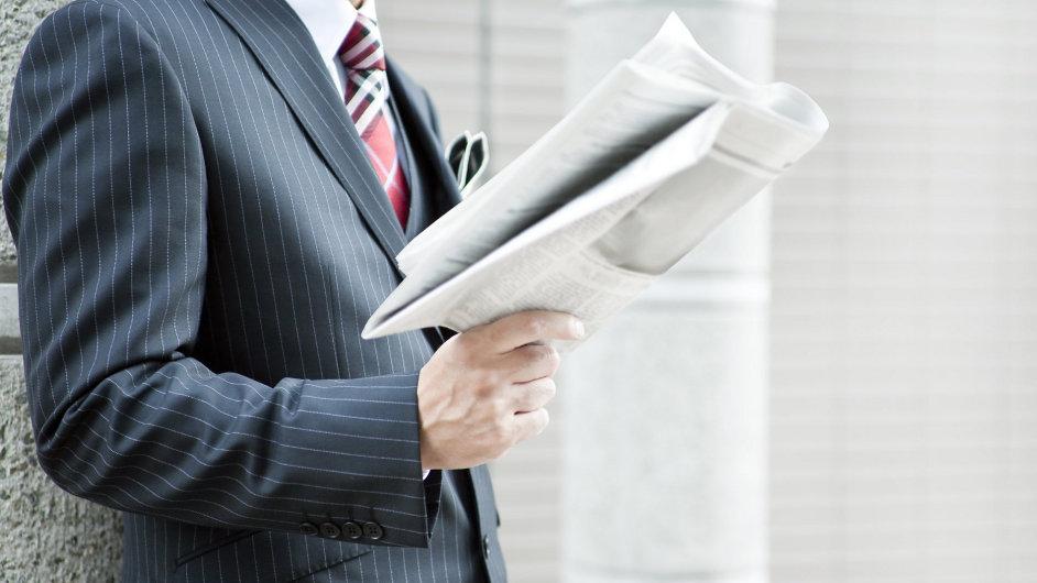 Ranní přehled byznysových zpráv, ilustrační foto