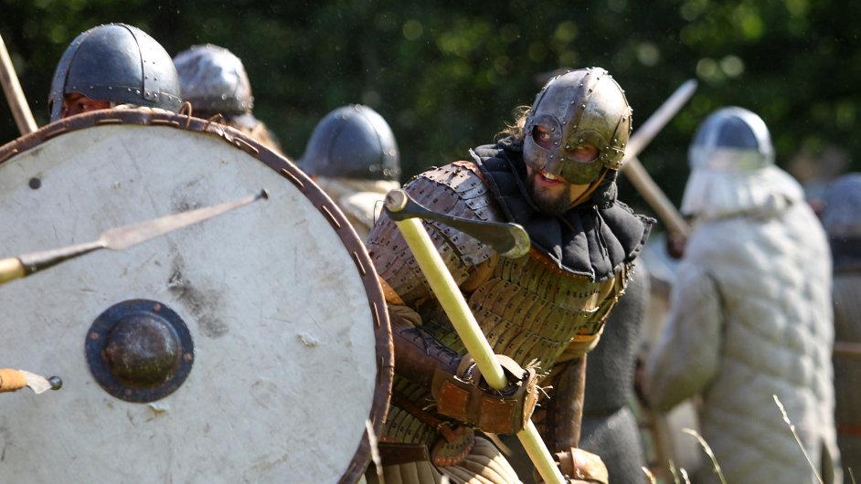 středověká bitva Rogar