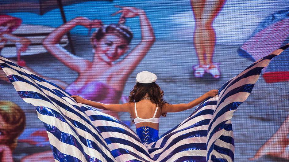 Módní show Top Secret 2013