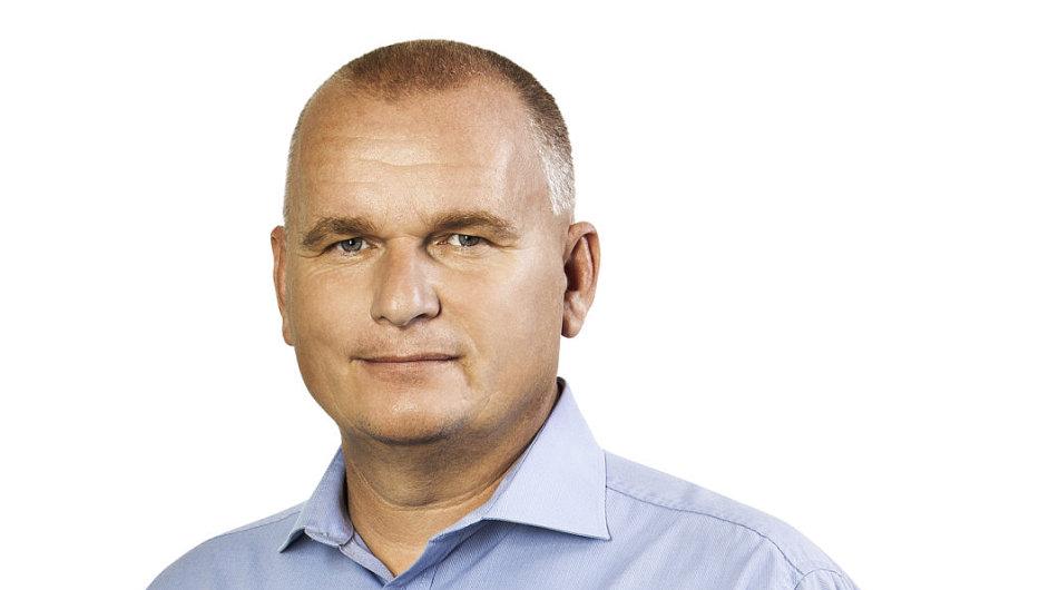 poslanec Bronislav Schwarz