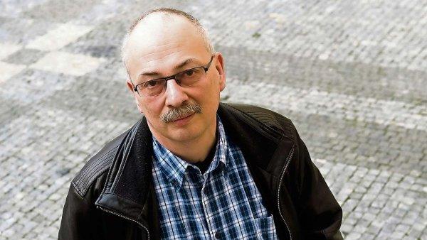 Hlavní autor občanského zákoníku Karel Eliáš