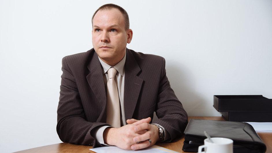 Ředitel FAÚ Libor Kazda.