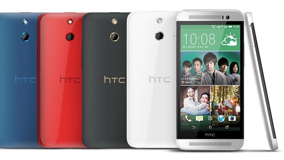 HTC One E8 family blog header