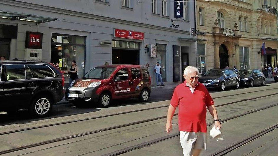 Dva v jedné ulici