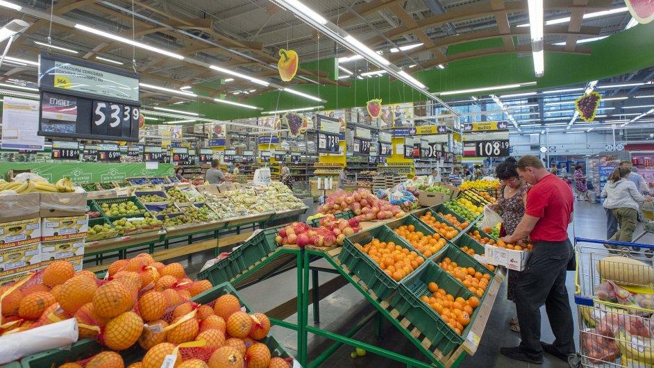 V únoru zlevnilo ovoce i zelenina, naopak zdražily služby  (Ilustrační foto.)