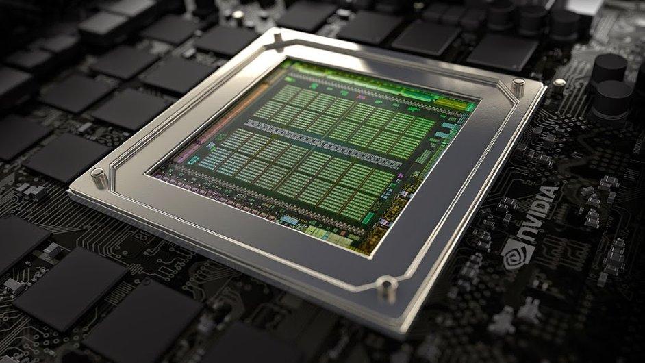 Grafický čip Maxwell na vizualizaci