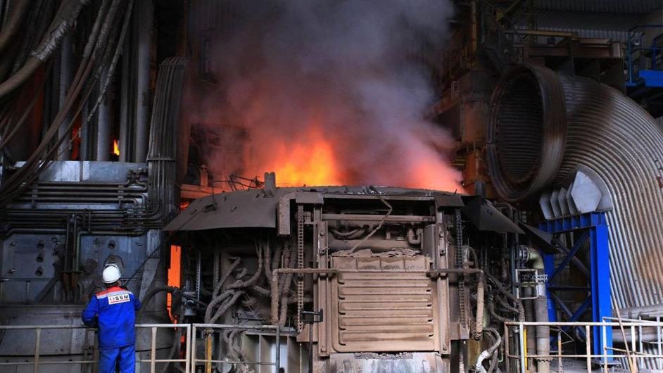 Slovakia Steel Mills: Celý projekt začal v roce 2007, výroba v roce 2011. Od samého počátku byl podnik ztrátový.