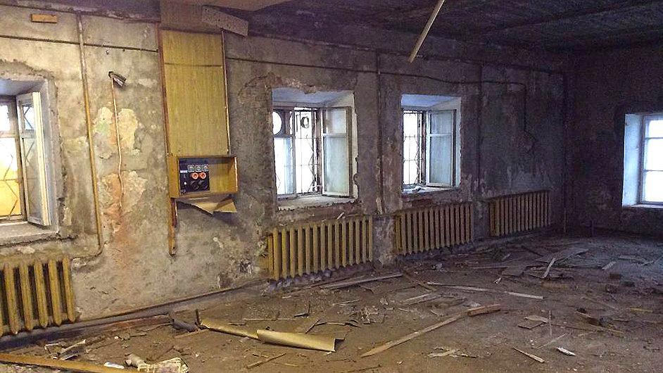 V těchto prostorech bude od roku 2015 hrát ruský Teatr.doc.