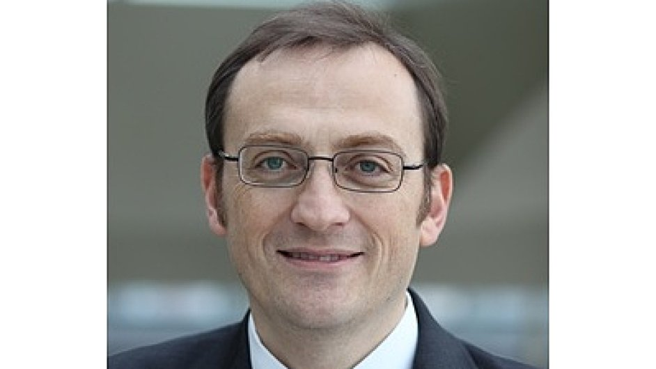 Jean-Luc Saporito, výkonný ředitel společnosti P3 v Itálii