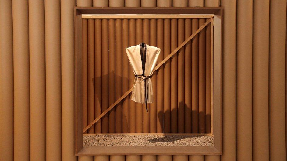 Rituál. Nový Grand Designér roku bude na ceremoniálu pasován kimonem Moniky Drápalové.