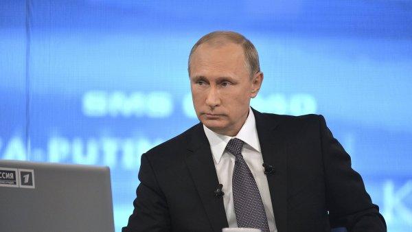 Ruský prezident Vladimir Putin se brzy zeptá: Chcete raději Asada, nebo Islámský stát?