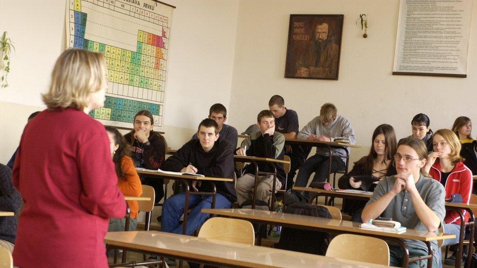 Školy testovaly jednotné příjmačky (ilustrační foto).