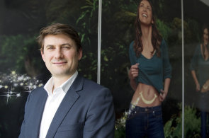 Koen Burghouts: Manažer původem z Nizozemska je v čele českého Danone druhým rokem.