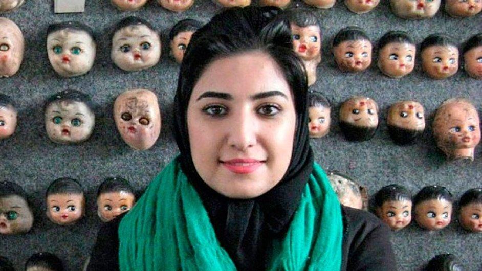 Atena Farghadáníová byla odsouzena k 12,5 roku žaláře.