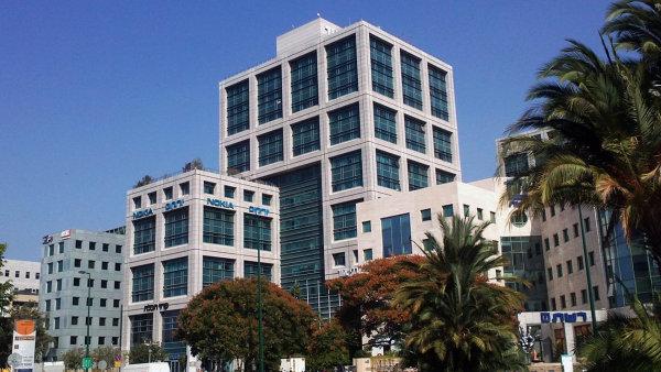 V Izraeli neexistuje centrum, jako je Silicon Valley. Jde spíše o technologické parky či ulice od Jeruzaléma přes Tel Aviv až po Haifu. Na snímku budova Nokie na předměstí Tel Avivu.