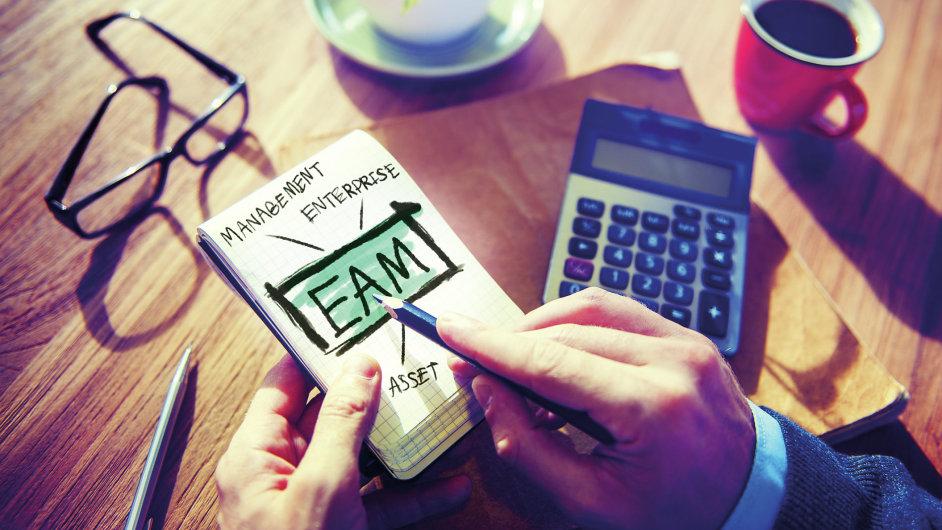 EAM – správa provozních prostředků