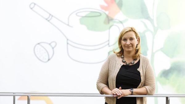 Renata Mrázová se 18. srpna stane šéfkou HR neboli lidských zdrojů celé skupiny NN.