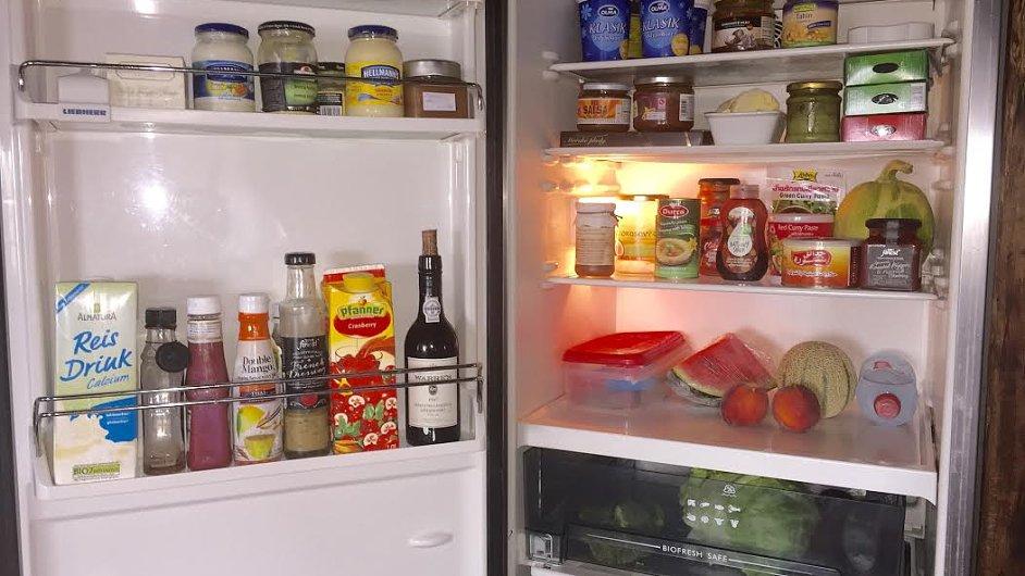 Lednice dokáže o člověku prozradit leccos. Ukažte, co v ní máte vy.
