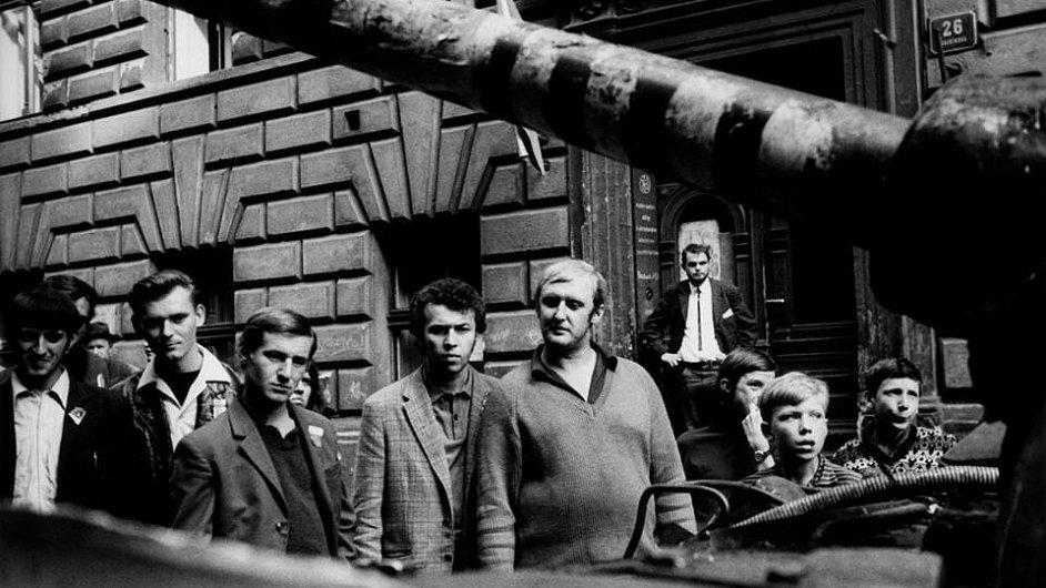 Pavel Dias: Invaze vojsk Varšavské smlouvy, Praha, srpen 1968