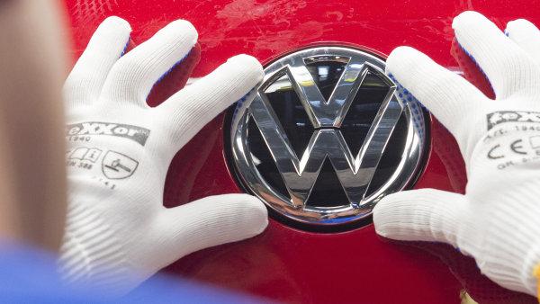 VW u� nen� nejprod�van�j�� zahrani�n� zna�kou v Japonsku - Ilustra�n� foto.