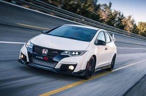Auto Report: Honda Civic Type R je hračka pro velké kluky