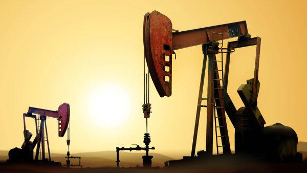 Cena ropy je na t��m�s��n�m minimu - Ilustra�n� foto.